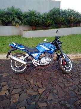 Vendo zanella 250
