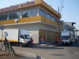 TRANSPORTE FLETES   MUDANZAS AGUILAR