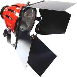 Bombillo Halogeno Ddx / 800w 120-230v/ Cabeza Roja.