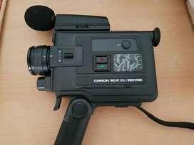 Filmadora Chinon Super 8 20p Xl