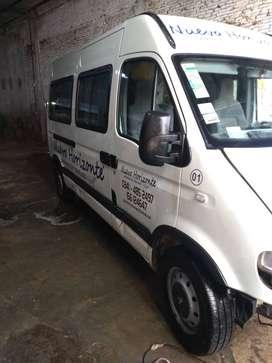 Renault Master Minibus, papeles al día, Motor a reparar