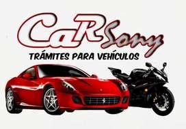 Improntas Motor Y Chasis.