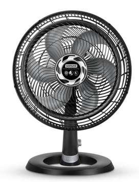 Ventilador Turbo Silence Extreme Negro