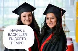 HÁGASE BACHILLER FACIL Y EN CORTO TIEMPO