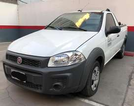 Fiat Strada Working 2015. 11.500km