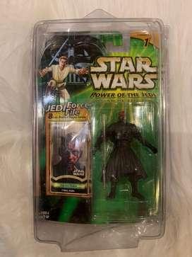 Muñecos de coleccion Star Wars originales americano