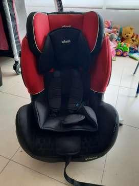 Silla de automóvil para niños Infanti