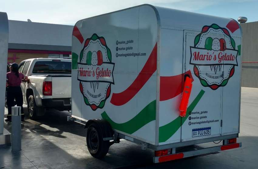 Vendo Food Truck 0