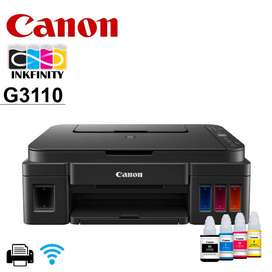 Impresora Mult. Canon G3110 + OBSEQUIO