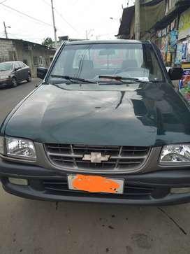 Chevrolet luv cabina sencilla