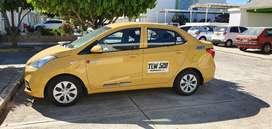 VENDO TAXI GRAND i10 - Sedan - con cupo.