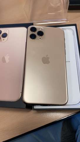 Iphone 11 pro gold 64gb