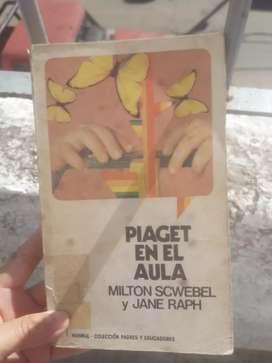 Libro PIAGET EN EL AULA