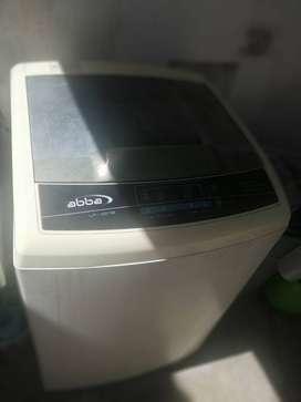 Se vende lavadora marca abba de 13 kl para reparar transmisor
