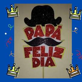 TOPPERS DIA DEL PADRE