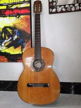 Guitarra clásica paracho mexico antigua acustica española admira giannini alhambra gianini di giorgio digiorgio luthier