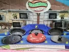 Olla Tastiwave Microondas Nueva - Gran oferta!