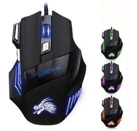 Mouse Gamer Usb 7 Botones G6