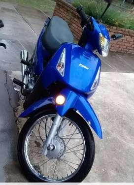 Vendo la moto