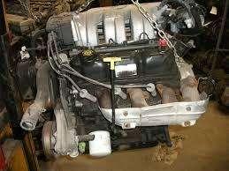 Motor chrysler caravan 3.3