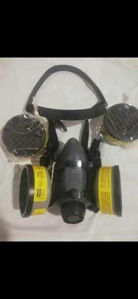 Mascara 5500-30M con filtro+ 2 filtros de repuesto