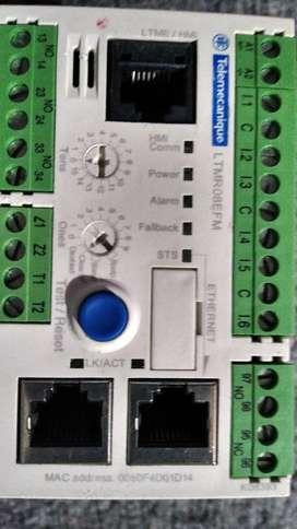 CONTROLADOR LTMR 100 -240V CA8 PARA ETHERNET TCP/IP