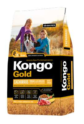 Kongo Gold Cachorro 21 kg