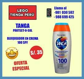 TANGA PROTECTOR SOLAR EN CREMA RECAMIER 100spf