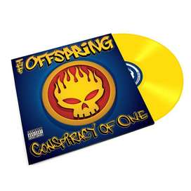 The Offspring - Conspiracy Of One Color Vinilo
