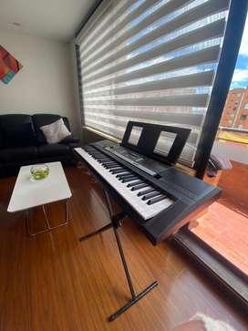 Se vende espectacular organeta Yamaha como nueva