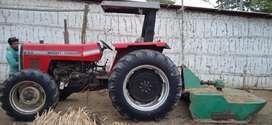 Vendo tractor agricola Mf265
