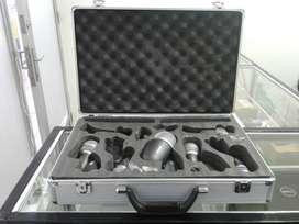 Kit Set De Microfonos Para Bateria 5core Ay-7b