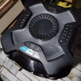 Equipo de sonido Panasonic Tmax 2000