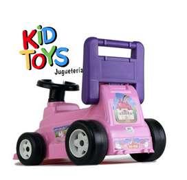Montable Formula Niña KidToys