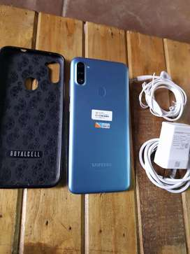 Vendo Samsung Galaxy A11 Impecable Libre