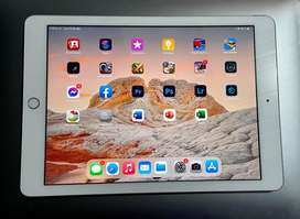 iPad (Sexta Generacion) Blanco Plata Compatible Con Apple Pencil