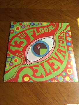 The Psychedelic Sounds of the 13th Floor Elevators (vinilo)