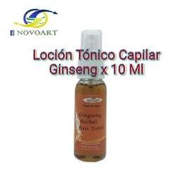 Loción Tónico Capilar Ginseng X 10 Ml
