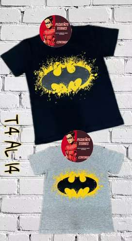 Remeras batman