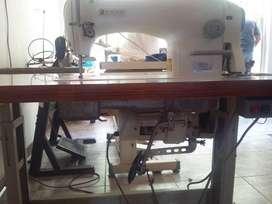 Vendo maquina de coser plana