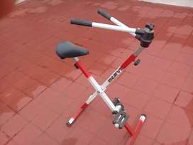 Vendo bicicleta fija impecable.