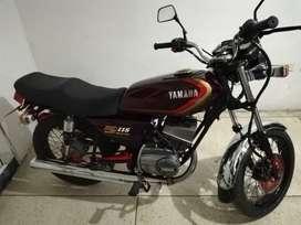 Vendo moto rx 115