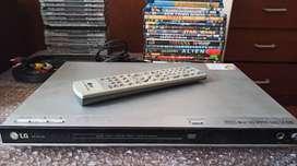 Reproductor De Dvd Marca LG Modelo Ne-9313n + 98 Películas