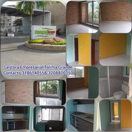 Se Arrienda Apartamento Bosque Largo Ibague