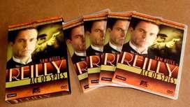 Serie Reilly Ace of Spies Temporada completa en 4 DVDs
