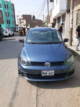 Volkswagen Gol 2017 Sedan Mecánico