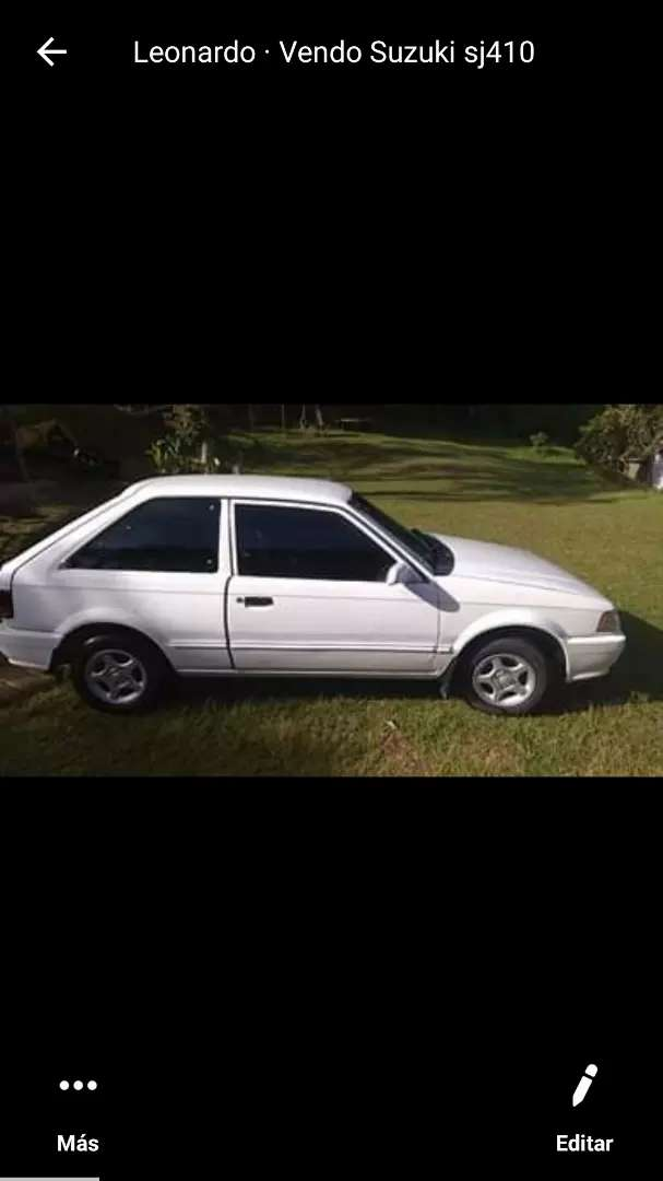 Vencambio Mazda 323 coupe modelo 94 al dia 0