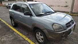 Hyundai Tucson 2007 Motor 2.0 TA 4x2