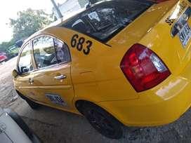 Se vende taxi Hyundai Visión (2010) 1.4