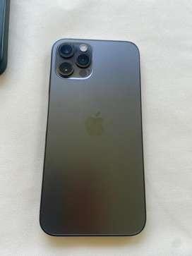 Iphone 12 Pro 128 GB color Grafito